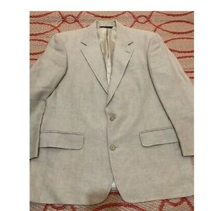 Brooks Brothers Mens 40R Blazer Sport Coat Jacket